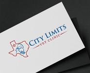 City Limits Vet Clinic Logo - Entry #153