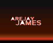 arejay james Logo - Entry #43