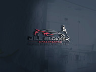 Bill Blokker Spraypainting Logo - Entry #65