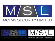 Moray security limited Logo - Entry #337