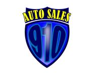 910 Auto Sales Logo - Entry #9