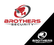 Brothers Security Logo - Entry #150