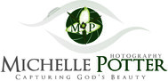 Michelle Potter Photography Logo - Entry #222