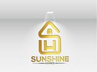 Sunshine Homes Logo - Entry #298