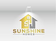 Sunshine Homes Logo - Entry #303