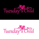 Tuesday's Child Logo - Entry #31