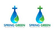 Spring Green Memorial Church Logo - Entry #73