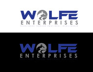 WOLFE ENTERPRISES Logo - Entry #9
