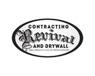 Revival contracting and drywall Logo - Entry #86