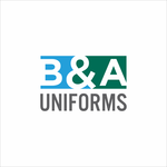 B&A Uniforms Logo - Entry #60