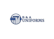 B&A Uniforms Logo - Entry #115