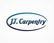 J.T. Carpentry Logo - Entry #13