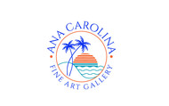 Ana Carolina Fine Art Gallery Logo - Entry #48