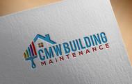 CMW Building Maintenance Logo - Entry #57