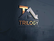 TRILOGY HOMES Logo - Entry #216