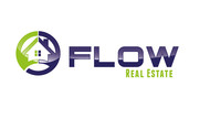 Flow Real Estate Logo - Entry #14