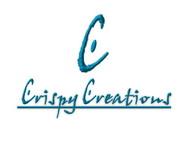 Crispy Creations logo - Entry #22