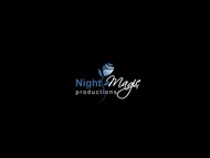 Night Magic Productions Logo - Entry #43
