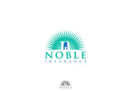Noble Insurance  Logo - Entry #35