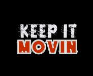Keep It Movin Logo - Entry #359