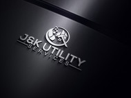 J&K Utility Services Logo - Entry #75