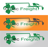 Celtic Freight Logo - Entry #14