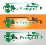 Celtic Freight Logo - Entry #14