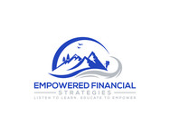 Empowered Financial Strategies Logo - Entry #282