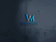 ALLRED WEALTH MANAGEMENT Logo - Entry #429