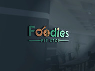 Foodies Pit Stop Logo - Entry #19
