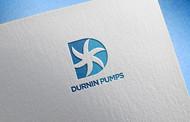 Durnin Pumps Logo - Entry #183