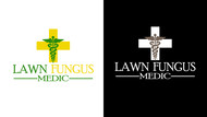 Lawn Fungus Medic Logo - Entry #179