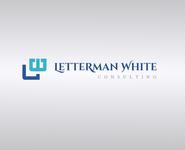Letterman White Consulting Logo - Entry #86