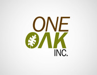 One Oak Inc. Logo - Entry #93
