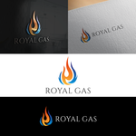 Royal Gas Logo - Entry #42