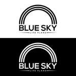 Blue Sky Life Plans Logo - Entry #275