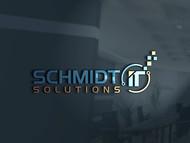 Schmidt IT Solutions Logo - Entry #28