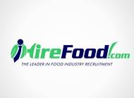 iHireFood.com Logo - Entry #124