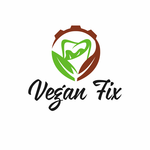 Vegan Fix Logo - Entry #332