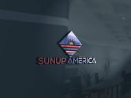 SunUp America Logo - Entry #16