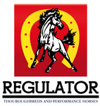 Regulator Thouroughbreds and Performance Horses  Logo - Entry #55
