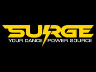 SURGE dance experience Logo - Entry #186