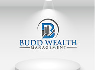 Budd Wealth Management Logo - Entry #82