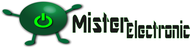 Mister Electronic Logo - Entry #42