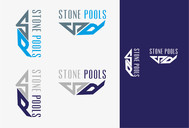 Stone Pools Logo - Entry #85