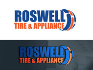 Roswell Tire & Appliance Logo - Entry #77