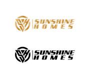 Sunshine Homes Logo - Entry #116