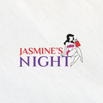 Jasmine's Night Logo - Entry #128