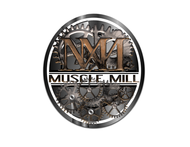 Muscle MIll Logo - Entry #53
