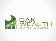 Oak Wealth Management Logo - Entry #70